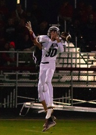 Justice Kirkbride's Football Recruiting Profile