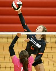 Rilynn Finley's Women's Volleyball Recruiting Profile