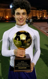 Sahm Marshall's Men's Soccer Recruiting Profile