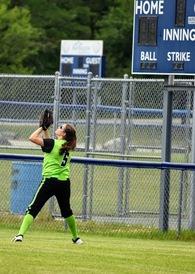 Kathryn McIntyre's Softball Recruiting Profile