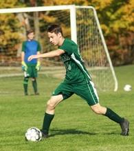 Caleb Pym's Men's Soccer Recruiting Profile