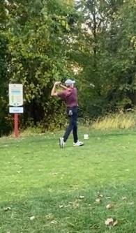 "Kevin ""Trey"" Smith's Men's Golf Recruiting Profile"