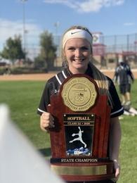 Nicole McGaffin's Softball Recruiting Profile