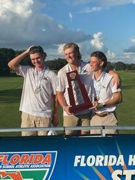 Connor Holcroft's Men's Golf Recruiting Profile