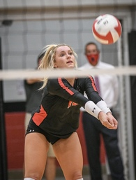Ainsley Marion's Women's Volleyball Recruiting Profile