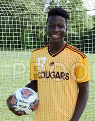 Jallah Barbu's Men's Soccer Recruiting Profile