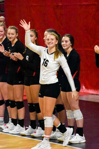 Audrey Sandfort's Women's Volleyball Recruiting Profile