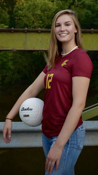 Ashlyn Fast's Women's Volleyball Recruiting Profile