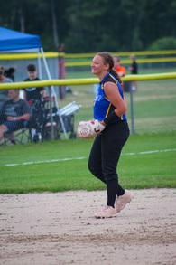 Samera Rideout's Softball Recruiting Profile