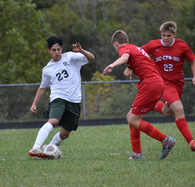 Mateo Villegas's Men's Soccer Recruiting Profile