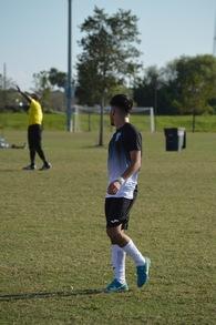 Juan Quiroz's Men's Soccer Recruiting Profile