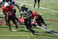Maurice Shoemaker-Gilmore's Football Recruiting Profile