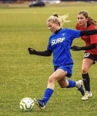 Julie Strianese's Women's Soccer Recruiting Profile