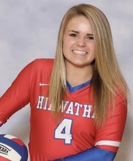 Clara Lindstrom's Women's Volleyball Recruiting Profile