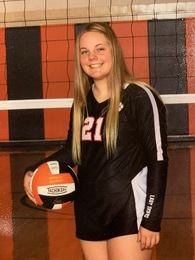Caroline Mercer's Women's Volleyball Recruiting Profile