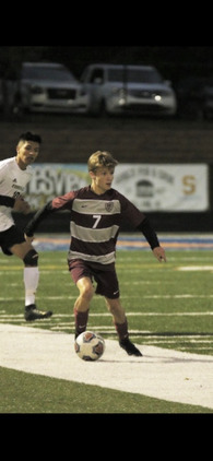 Brandon Walters's Men's Soccer Recruiting Profile