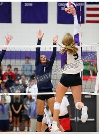 Claire Pedretti's Women's Volleyball Recruiting Profile