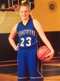 Ashleigh Matter's Women's Basketball Recruiting Profile