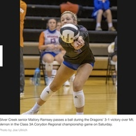 Mallory Ramsey - Kiva White 18's Women's Volleyball Recruiting Profile