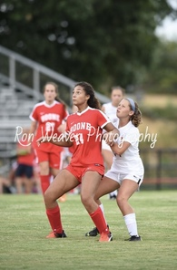 Mariyah Brodio's Women's Soccer Recruiting Profile