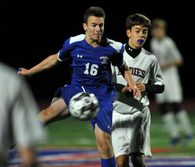 Colby Corson's Men's Soccer Recruiting Profile