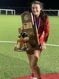 Amanda Isaacs's Women's Soccer Recruiting Profile