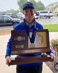 Conner Geist's Men's Golf Recruiting Profile