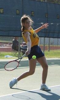 Mallory Thomas's Women's Tennis Recruiting Profile