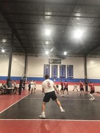 Trey Zoucha's Men's Volleyball Recruiting Profile