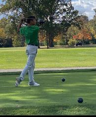 Carter Wells's Men's Golf Recruiting Profile