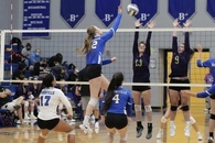 Malerie Ross's Women's Volleyball Recruiting Profile