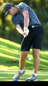 Connor Ritter's Men's Golf Recruiting Profile