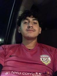 Diego Arteaga's Men's Soccer Recruiting Profile