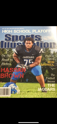 Hassan Brown's Football Recruiting Profile