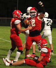 Chyler Chisholm's Football Recruiting Profile