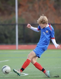 James Brophy's Men's Soccer Recruiting Profile