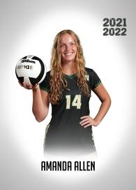 Amanda Allen's Women's Volleyball Recruiting Profile