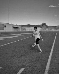 D'Angelo Gonzales's Men's Track Recruiting Profile