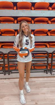 Caroline Diels's Women's Volleyball Recruiting Profile