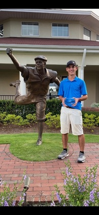 Cole Howard's Men's Golf Recruiting Profile