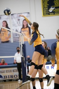 Chloe Hale's Women's Volleyball Recruiting Profile