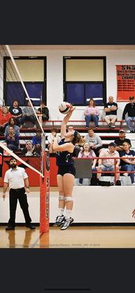 Zada Reynolds's Women's Volleyball Recruiting Profile