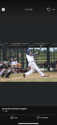 Trevor Goodwin's Baseball Recruiting Profile