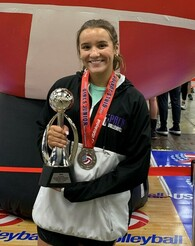 Annalise Grant's Women's Volleyball Recruiting Profile