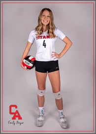 Emily Boyer's Women's Volleyball Recruiting Profile