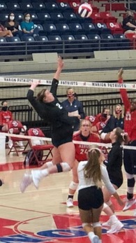 Mollie McCoy's Women's Volleyball Recruiting Profile