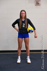 Abby Weber's Women's Volleyball Recruiting Profile