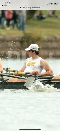 Ben Brown's Men's Rowing Recruiting Profile