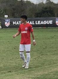 Emmanuel Garcia's Men's Soccer Recruiting Profile
