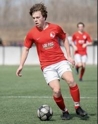 Ryan Steevens's Men's Soccer Recruiting Profile